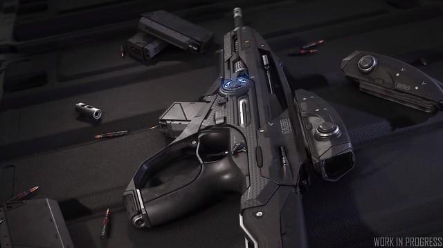 Yıldız Vatandaşı - Dürbünlü Tüfek