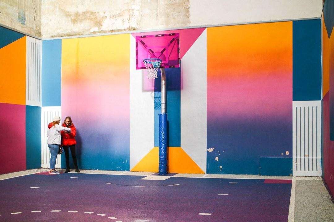 Pigalle Basketball, Parigi