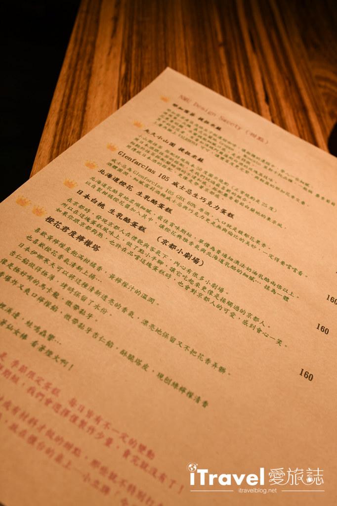 台中咖啡廳推薦 幸卉文學咖啡 (11)
