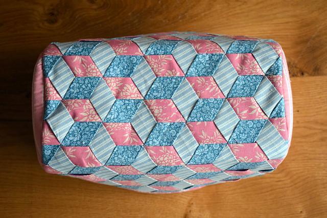 Triaxial Woven Basket