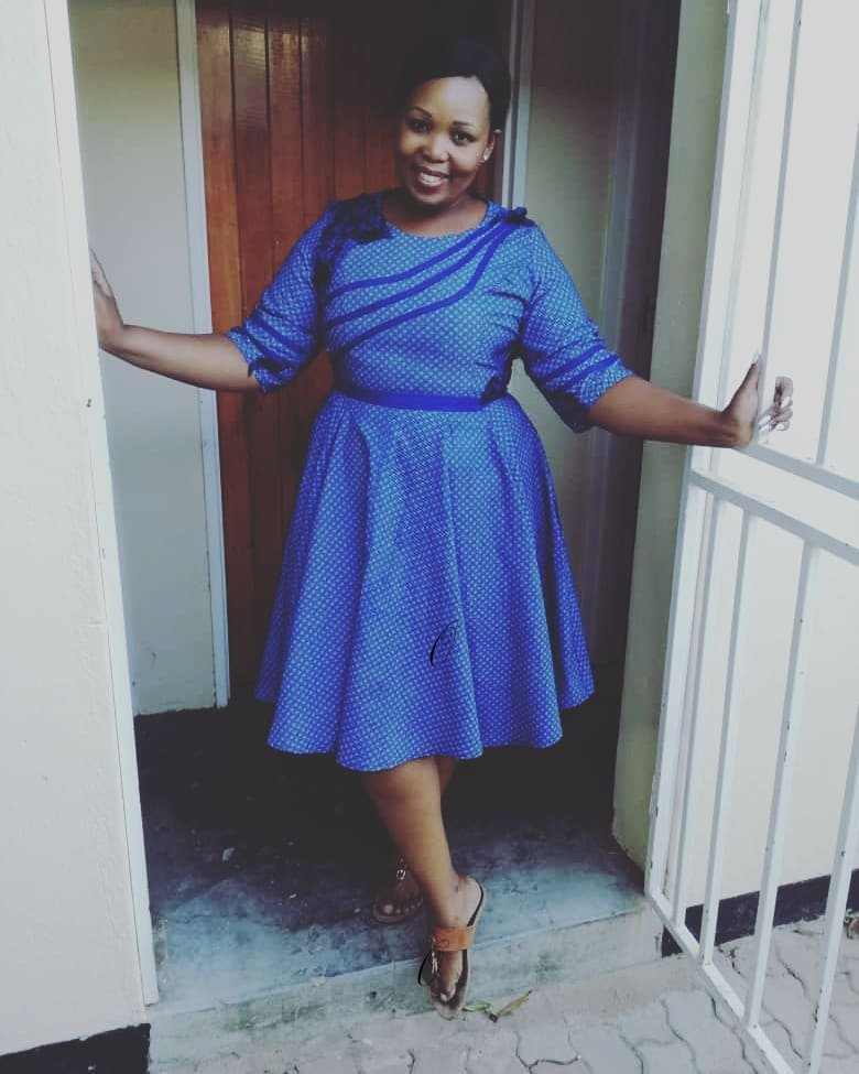 Shweshwe Dresses For African Girls 2019