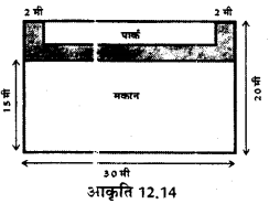 UP Board Solutions for Class 7 Maths Chapter 12 क्षेत्रमिति ( मेंसुरेशन) 11