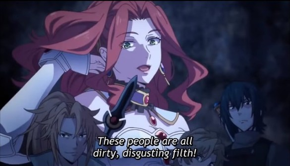 The Rising of the Shield Hero - Disgusting Filth