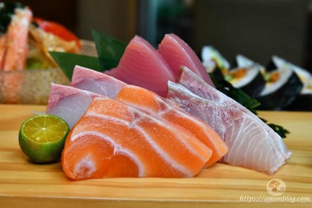 三合鰻屋, 台中日本料理推薦, 台中便宜壽司推薦, 台中鰻魚飯推薦, 三合鰻屋菜單