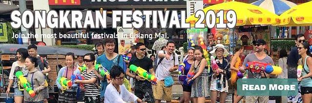 Link Loy Krathong and Yee Peng Festivals