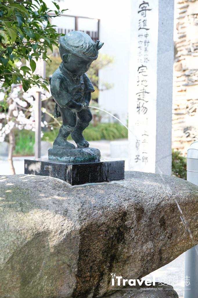 福岡賞櫻景點 櫛田神社 (21)