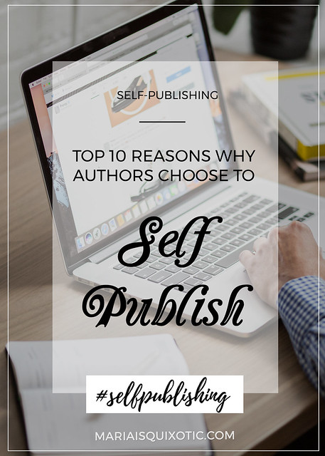 Choose to Self Publish
