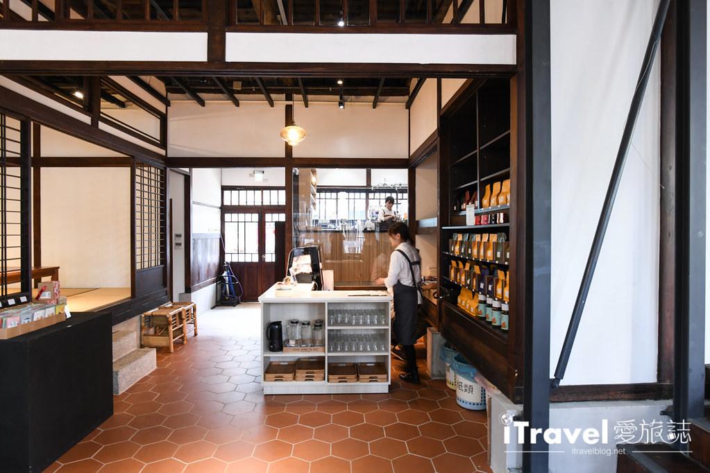 台中咖啡廳推薦 幸卉文學咖啡 (18)