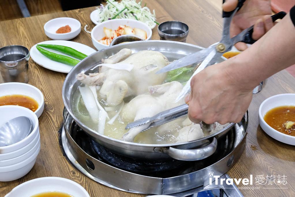 首爾美食餐廳 孔陵一隻雞 (7)