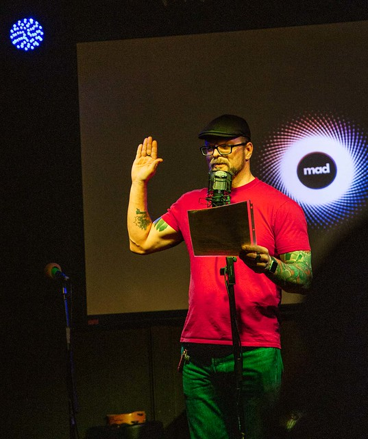 Mad Swirl Open Mic : 02.06.19