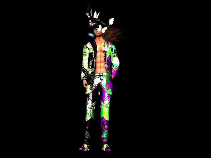 Bakaboo Robert outfit