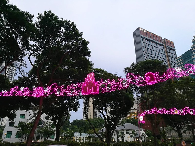 City Girl City Stories: Christmas in SG 2018