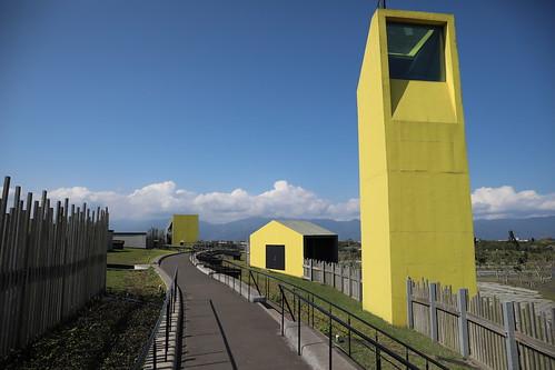 當黃聲遠遇上蔡明亮/當「壯圍沙丘旅服園區」變成美術館
