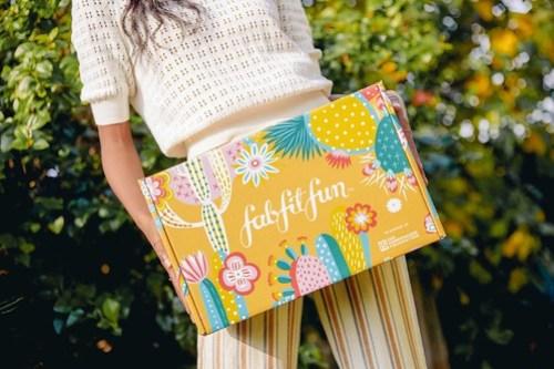 FabFitFun Spring Box Blogger Opp