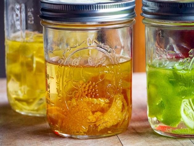 Citrus infusions