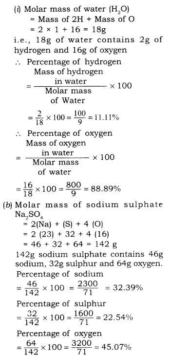 RBSE Solutions for Class 9 Science Chapter 3 Atomic Structure 1.8