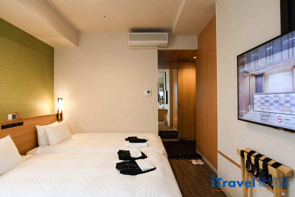 東京新橋光芒飯店 Candeo Hotels Tokyo Shimbashi (1)