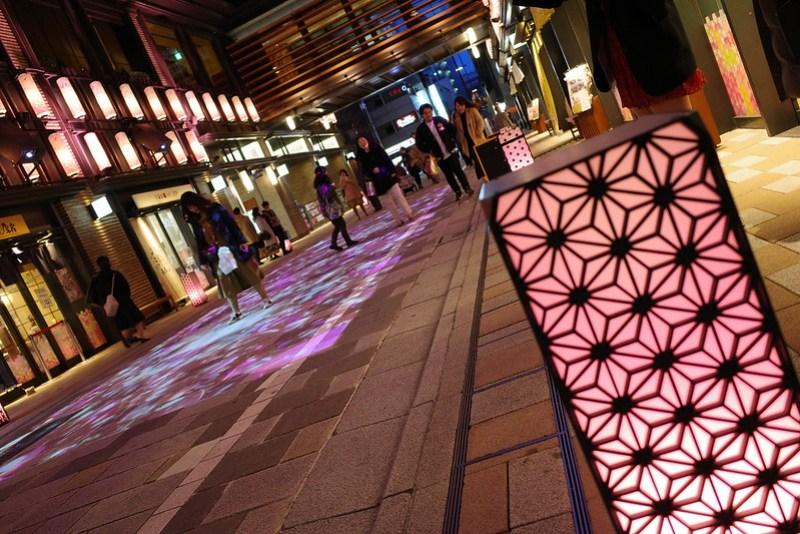 nihonbashi β Sakura carpet 08