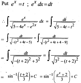 Plus Two Maths Chapter Wise Questions and Answers Chapter 7 Integrals 129