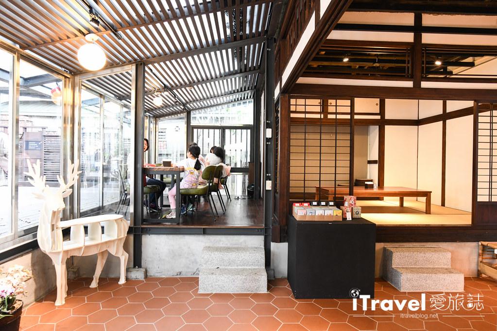 台中咖啡廳推薦 幸卉文學咖啡 (20)