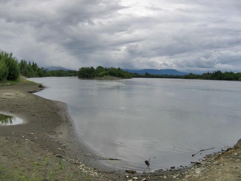 Камчатка-река