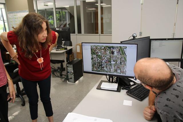 21.02.2019 Acervo de dados espaciais e informações georreferenciadas da arborização urbana de Londrina