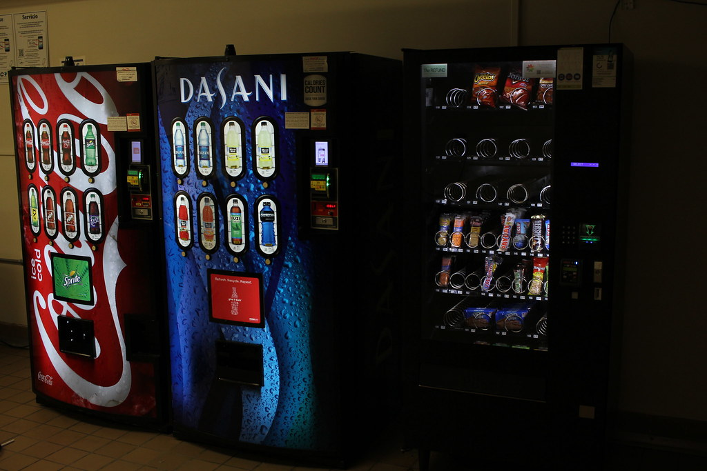 Vending Machine (2)