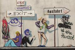 BS Graffiti Wallstraße