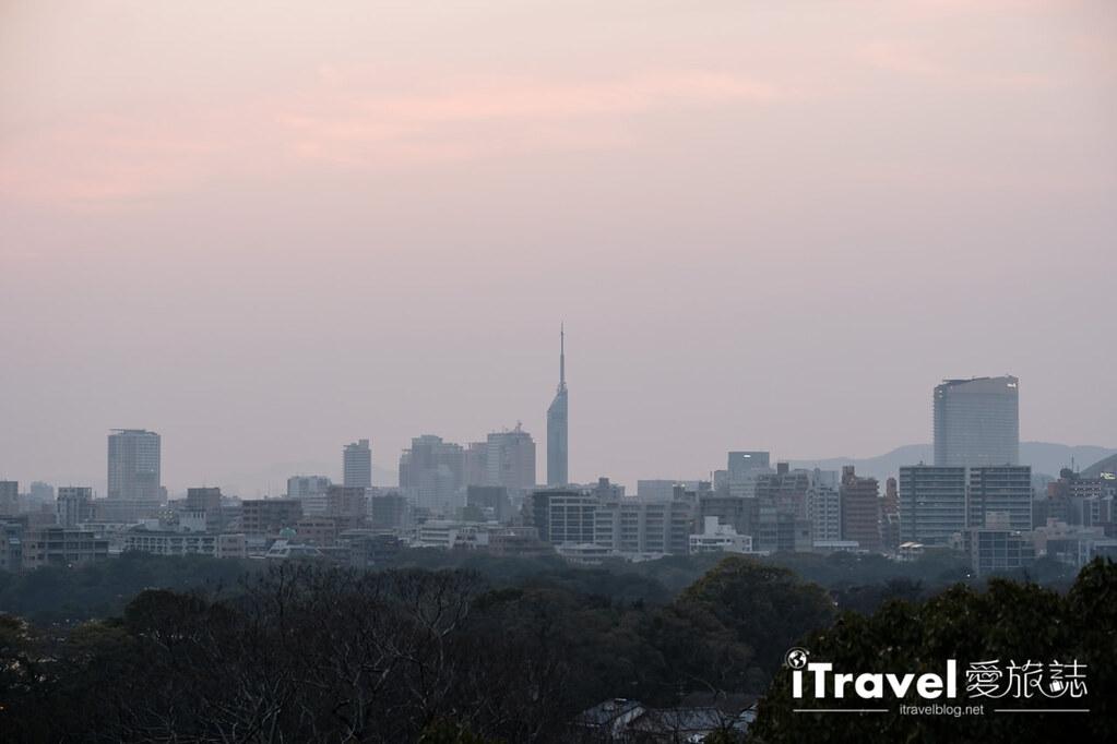 賞櫻景點 福岡城夜櫻 (27)