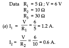 RBSE Solutions for Class 10 Science Chapter 10 Electricity Current AL Q3a