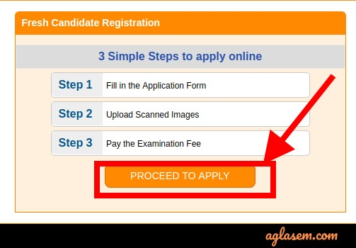 JEE Main 2020 candidate registration