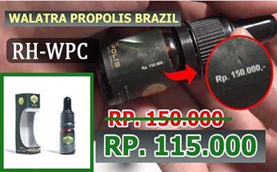 Walatra Propolis Brazil Asli Lebih MURAH