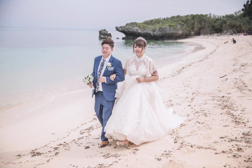 陽陽&嚕嚕 沖繩證婚 (114)