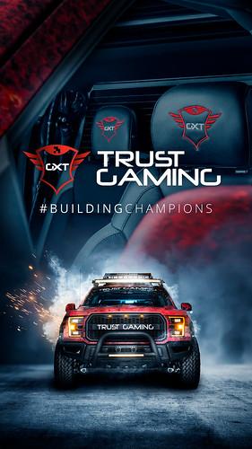 Trust Gaming Smartphone Wallpaper