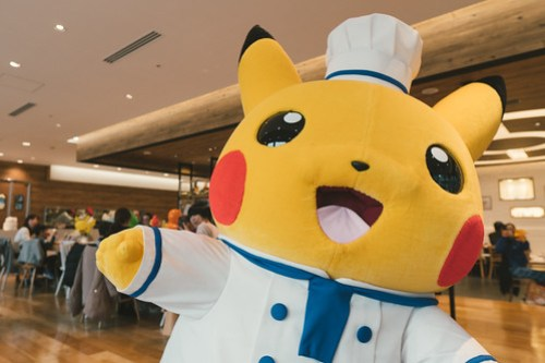 Chef of the day - PIKACHU!