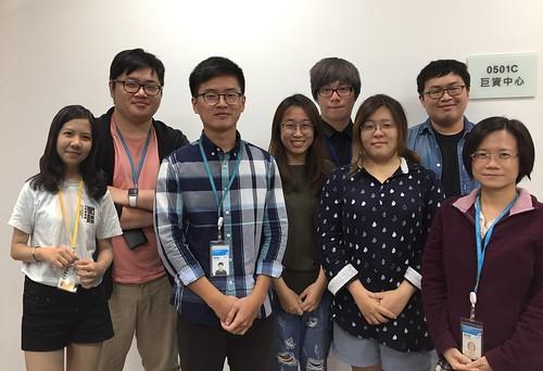 20181221元智大學資管系校友AI-Clerk新創團隊 榮獲多項大獎