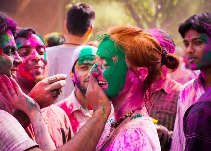 holi essay in english