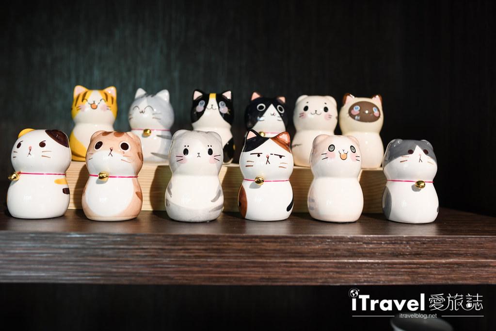 台中咖啡廳推薦 幸卉文學咖啡 (26)