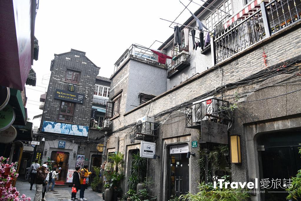 上海景点推荐 创意街区田子坊 (54)