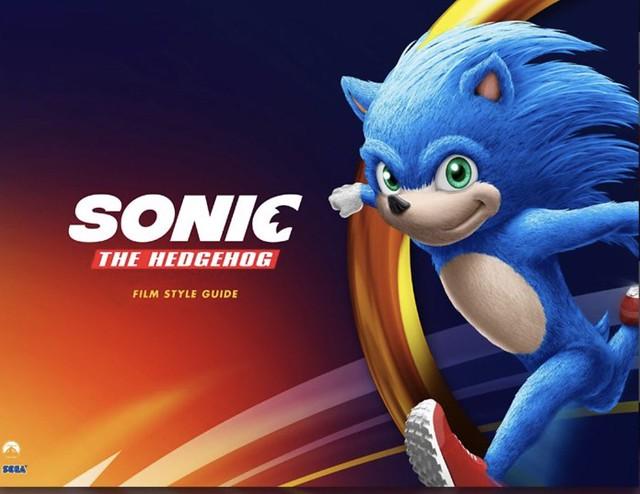 Sonic le film de hérisson