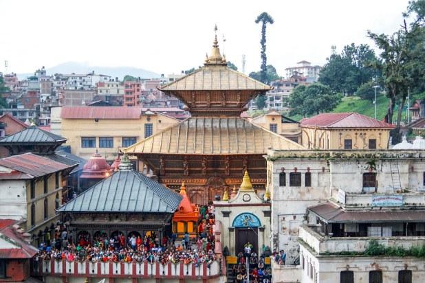 Templo pashupati