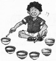 NCERT Solutions for Class 2 English Chapter 16 I am the Music Man 10