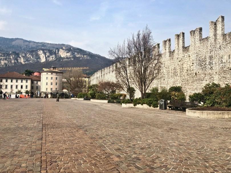 Itinerario di Trento - Piazza Fiera