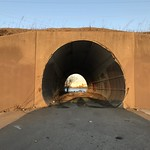 Tunnel to the Calumet River