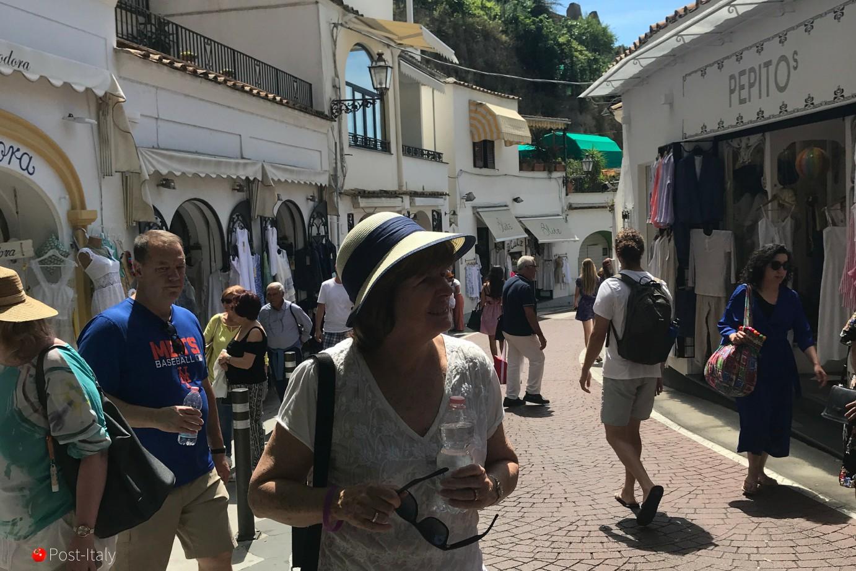 Compras na Costa Amalfitana