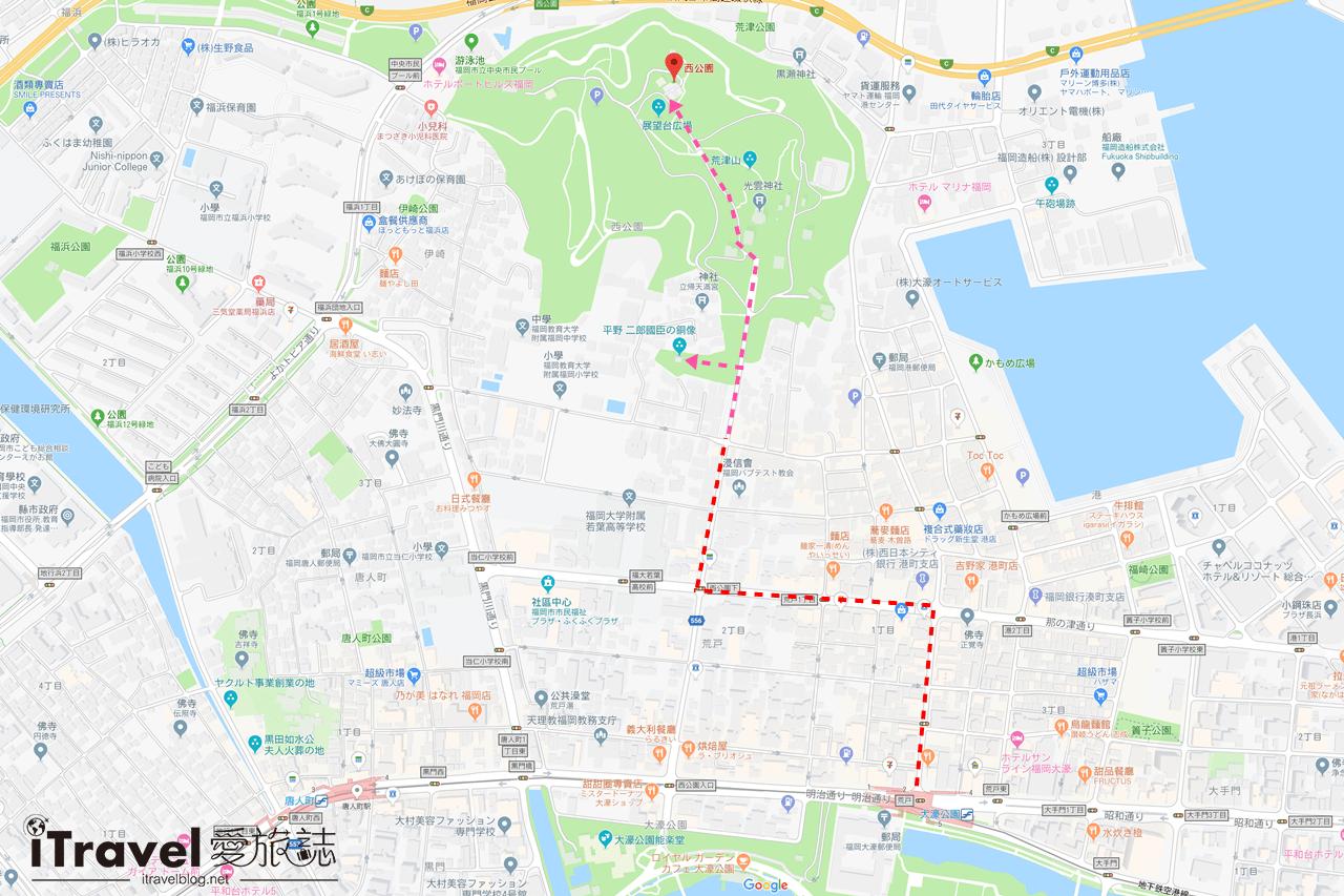 福岡賞櫻景點 西公園Nishi Park (68)