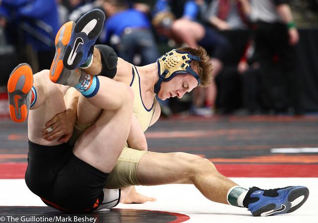 170AAA 5th Place Match - Matt Boyum (Chaska) 27-6 won by decision over Riley Schock (Moorhead) 46-8 (Dec 4-3) - 190302cmk0158