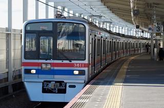 Keisei 3700 Series 3818F