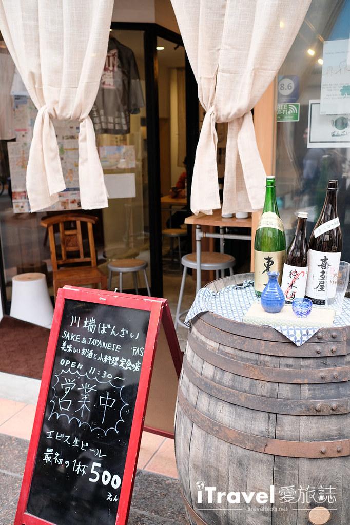 福冈餐厅推荐 博德川端通商店街 (4)