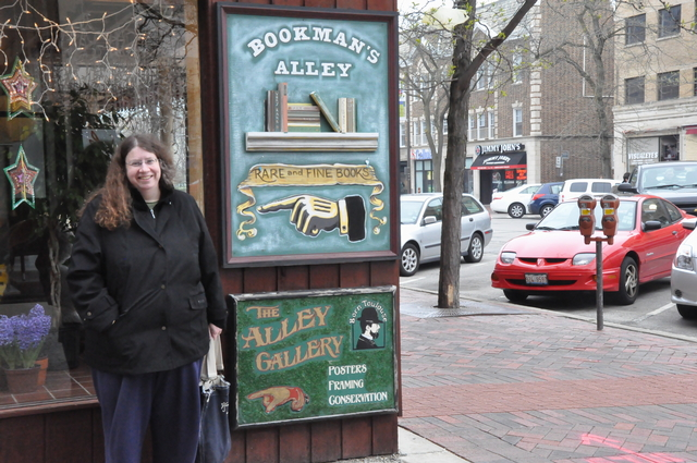 Bookman's Alley